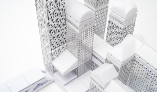Arckit launches a Kickstarter for its detailed Cityscape and Masterplan kits