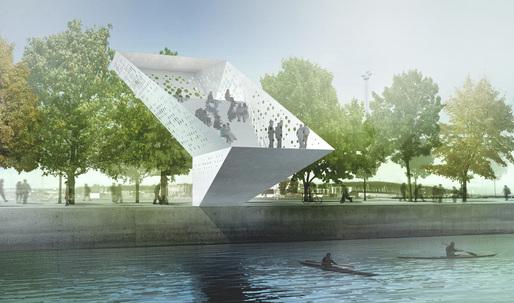 Dorte Mandrup Arkitekter to design new tower landmark at Aarhus Harbor in Denmark