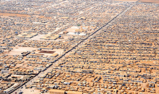 What Does the Syrian Refugee Crisis Mean to Architecture?
