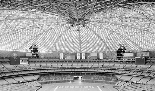 Kirksey Architecture selected to retrofit Houstons Astrodome