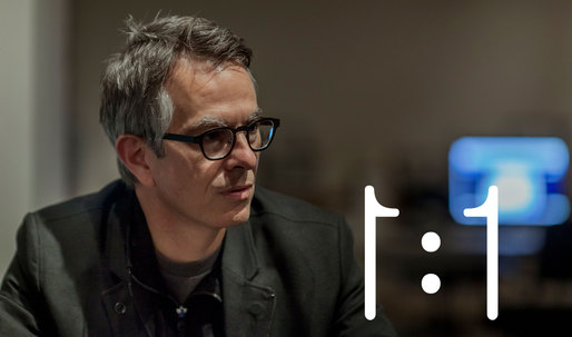 """Our brand new interview podcast """"Archinect Sessions One-to-One"""" premieres today! Listen to episode #1 with Neil Denari"""