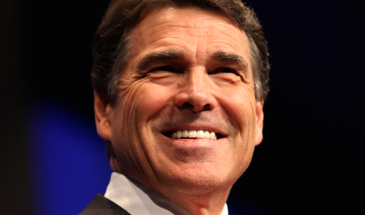 Former Texas Governor Rick Perry nominated as Secretary of U.S. Department of Energy