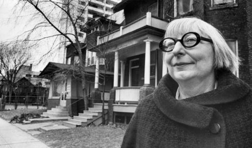 How Jane Jacobs continues to be an influential force in city planning
