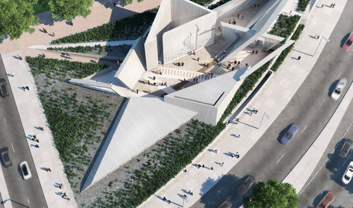 Daniel Libeskind design wins Canadian National Holocaust Monument competition