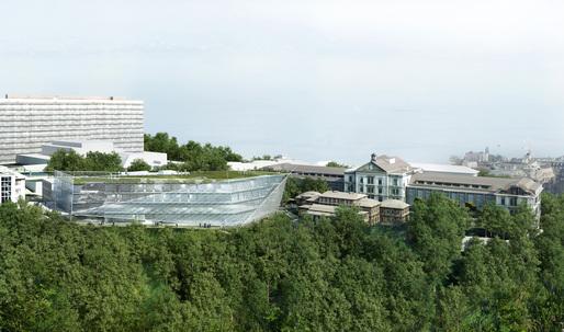 Behnisch Architekten wins Architectural Competition for Agora Cancer Centre in Lausanne