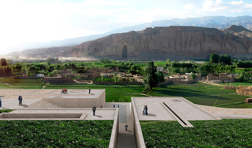 Bamiyan Cultural Centre online petition calls for jury to revise winning decision