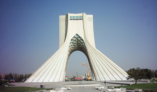 Hossein Amanat, the architect of Tehran's iconic Azadi Tower, reflects on religion and architecture in Iran