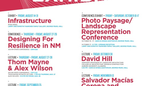 Get Lectured: University of New Mexico, Fall '15