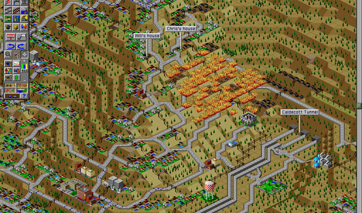SimCity and beyond: the history of city-building games