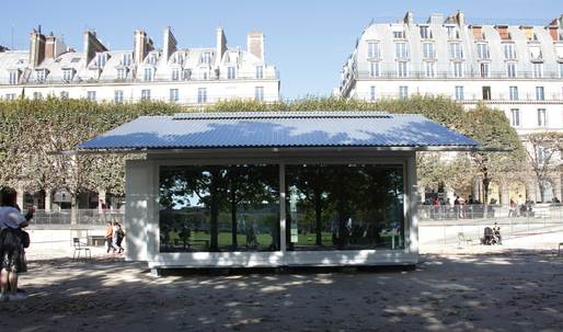 Jean Nouvel's prefab 'Simple' home can be reconfigured from the inside out