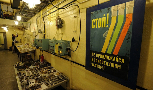 A top-secret Czech bunker used by the Soviet army opens to the public