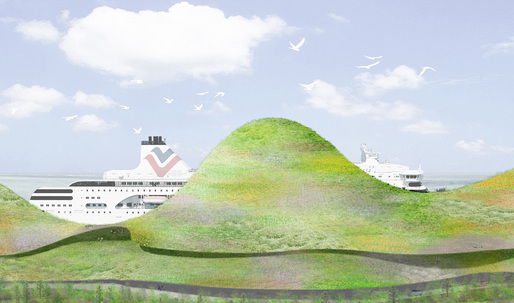 Results of Taiwan's Kinmen Passenger Service Terminal competition