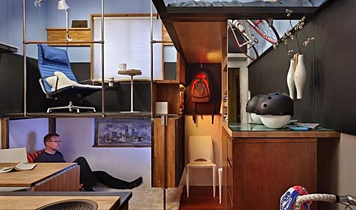 Tiny apartment shows the value of a good fit