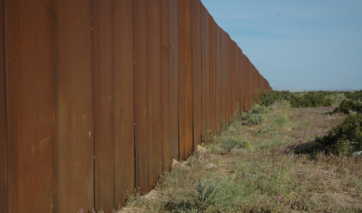 The Department of Homeland Security issues presolicitation for the border wall