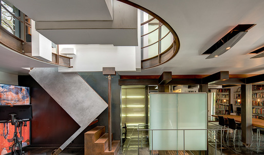 Want to live in Thom Mayne's iconic Sixth Street House?