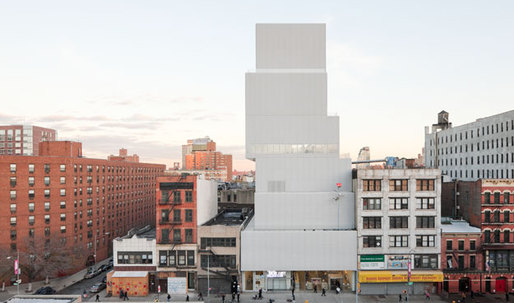 SO-IL and Gensler to ​design creative​ cultural ​incubator for New Museum