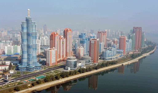 'Pyongyang Speed:' North Korea miraculously cranks out massive residential development for scientists in only one year