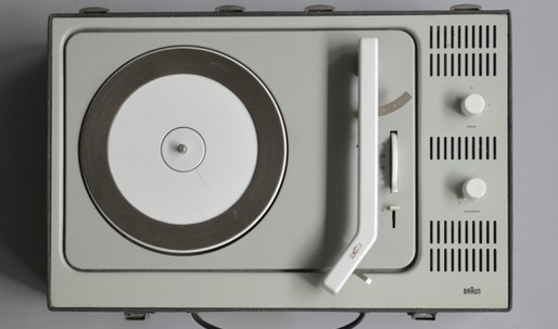 Online shop, Das Programm, launches offering vintage, hard-to-find, Dieter Rams products