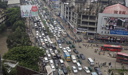 A vast urban pathology