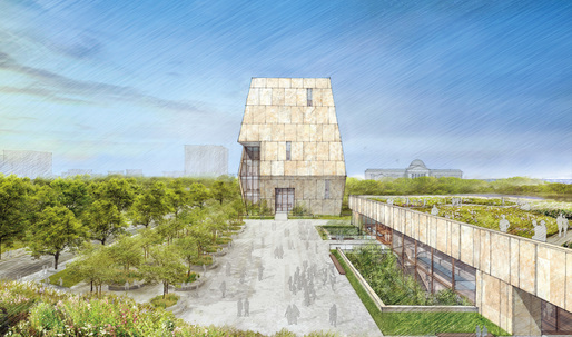 Obamas Presidential Center through the landscape architecture lens
