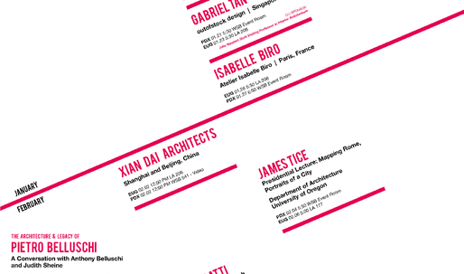 Get Lectured: University of Oregon, Winter '15