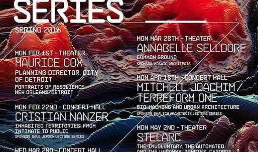 Get Lectured: Rensselaer, Spring 16