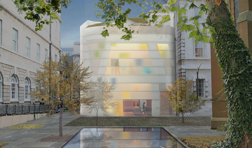 Construction kicks off for Steven Holl-designed Maggies Centre Barts in London