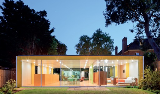 The Harvard GSD unveils restored Richard Rogers' Wimbledon House in London