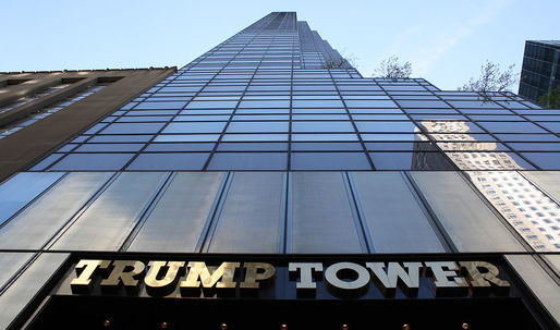 Trump family's NYC properties are embarrassing energy hogs