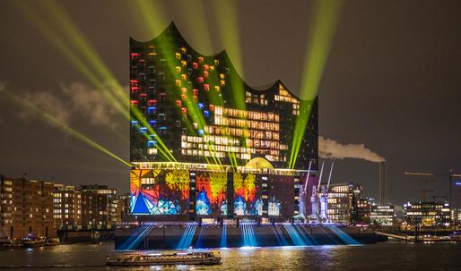 Herzog & de Meurons Elbphilharmonie celebrates its grand opening