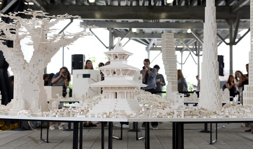 Olafur Eliasson Wants You to Design Utopia (Out of Legos)