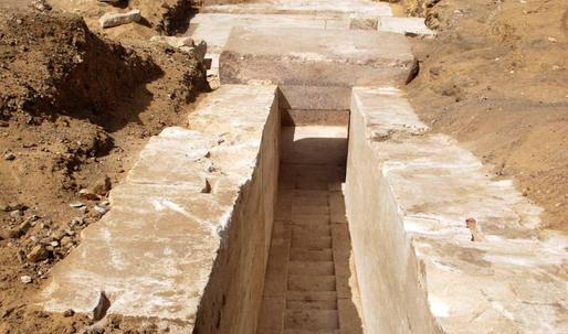New pyramid, older than Giza, discovered 20 miles south of Cairo