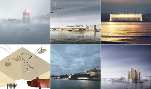 Guggenheim Helsinki finalists begin last leg of the competition