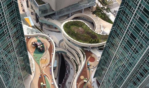 Jerde's Mecenatpolis opens in Seoul