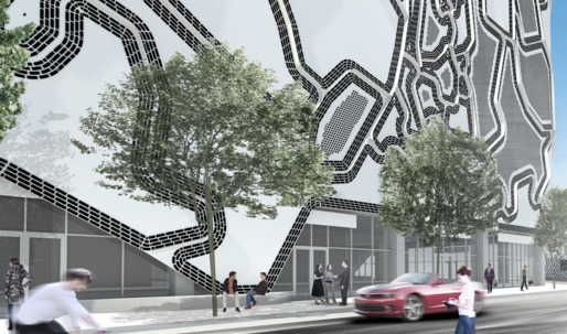 Faulders Studio's Wynwood Facade Highlights Street Art in Miami's Dynamic Parking Structure Scene