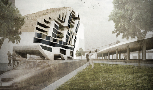 Student Works: Resilient Public Housing from Parsons