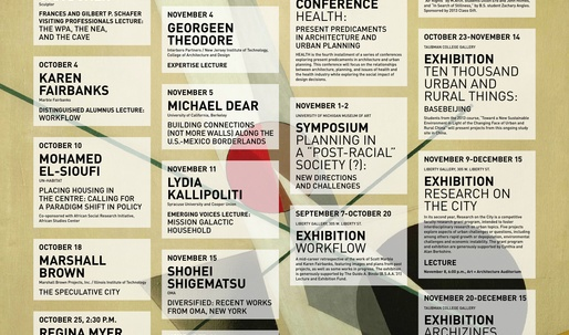 Get Lectured: University of Michigan Fall 13