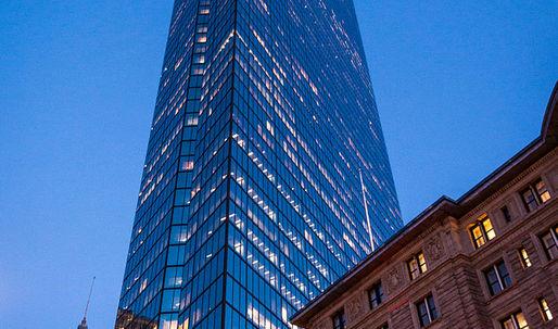 Boston's John Hancock Tower is now '200 Clarendon'