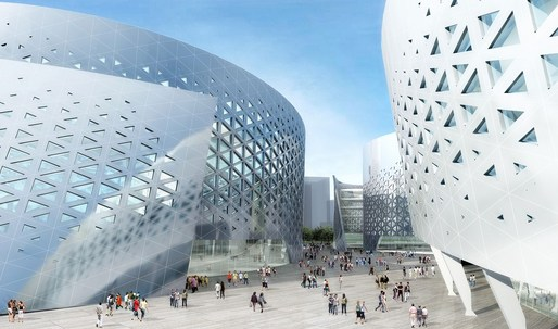 FUKSAS wins Chengdu Tianfu Cultural and Performance Centre competition