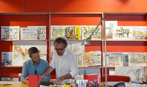 Studio Visits: Studio Egret West
