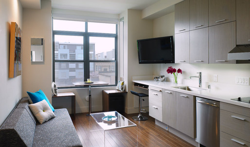 Read the Urban Land Institutes full report on the micro unit housing trend