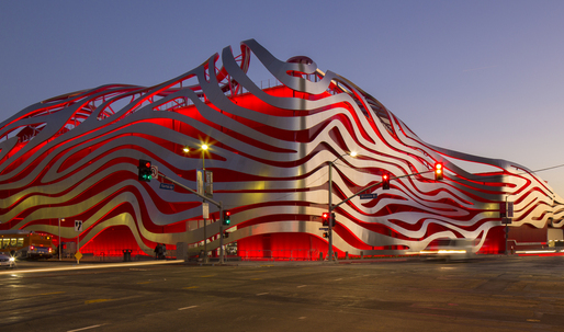 A populist triumph over museum elites? Craig Hodgetts takes on the Petersen Automotive Museum