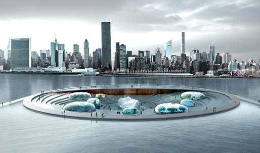 Lissoni Architettura Conceptualizes a Submerged Aquarium in the East River