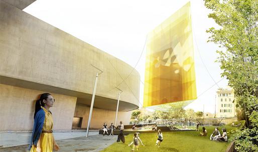 bam! bottega di architettura metropolitana wins YAP MAXXI 2013