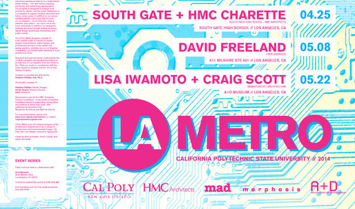 Get Lectured: Cal Poly LA Metro '14