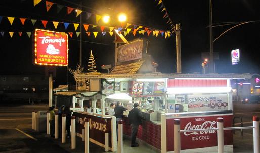 As LA densifies, its iconic roadside restaurants disappear