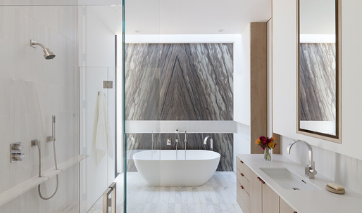 "Ten Top Images on Archinects ""Bathroom Spaces"" Pinterest Board"
