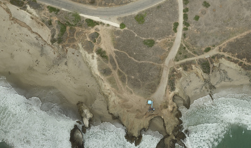 To better predict sea level rise, scientists resort to crowdsourcing and ask drone owners to help create data