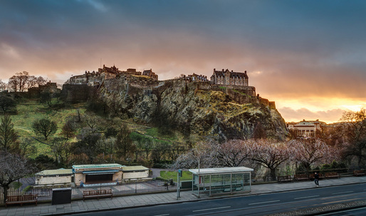 Seven big-name architecture teams to compete for Ross Pavilion in Edinburgh