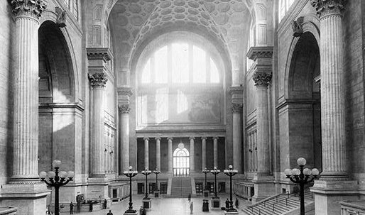 An ambitious plan to overhaul Penn Station, by moving Madison Square Garden